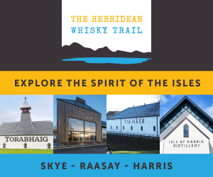 The hebridean whisky trail